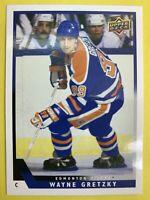 2019-20 UD 30 Years Of Upper Deck #UD 30-4 Wayne Gretzky Edmonton Oilers