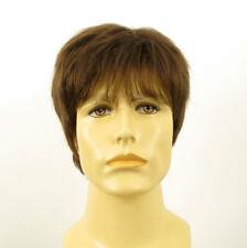 Short Wig For Men Natural Hair dark Blond Ref KEVIN 8