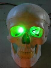HALLOWEEN PROP GREEN LED EYES FOR MASK OR SKULL