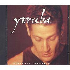 GIOVANNI IMPARATO - Yoruba - GIORGIA CD 1993 COME NUOVO
