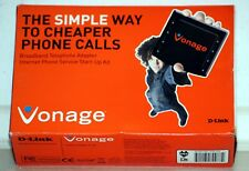 More details for vonage d-link model vta-uv - the simple way to cheaper phone calls