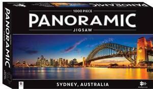 Panoramic Mindbogglers - Sydney Australia - 1000 Piece Jigsaw Puzzle