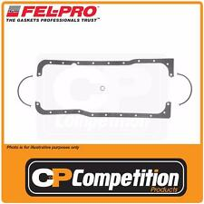 FEL-PRO RACE SUMP GASKET SET FORD 289 302 WINDSOR RUBBER COATED FIBER