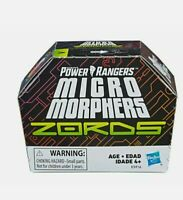 NEW Power Rangers Toys Micro Morphers Zords Series 1 Collectible Figures