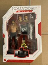 IN HAND READY TO SHIP! WWE Ultimate Edition 7 Hollywood Hulk Hogan MOC
