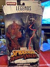 New listing Marvel Legends Spider-Man Maximum Venom Ghost Spider Action Figure In Hand!🔥