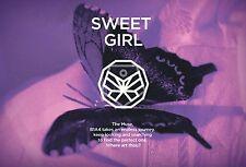 B1A4 6th Mini Album [Sweet Girl] Butterfly Ver CD + Photobook + Photocard Sealed