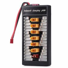 Parallel Charging Board Balance T Plug for Lipo 2S-6S XT60 Battery Charger AUS