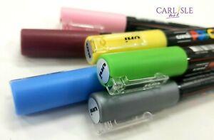 Posca Ultra Fine Bullet Type 0.7mm Choose Your Colour