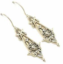 Boucles D'oreilles 800 Boucles D'oreilles Argent Style Antique