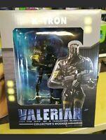 Valerian Movie Figure Mag #4 K-Tron - Eaglemoss