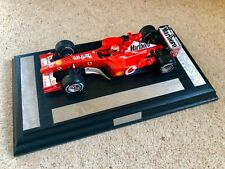 Michael Schumacher 1:18 Ferrari F2002 World Champoinship Presentation