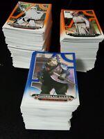 2017 Topps Star Wars Galactic Files Reborn Orange&Blue Parallel Lot-532 cards