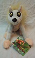 "MATTEL Walt Disney Tarzan TREE CLIMBING LEMUR 6"" Bean Bag Stuffed Animal Toy NEW"