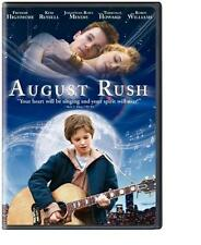 August Rush  2007 Freddie Highmore OOP DVD Warner 2008