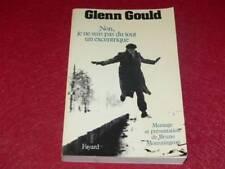 [MÚSICA MÚSICOS] GLENN GOULD - NO YO NO SOY NO UN EXCÉNTRICA 1986