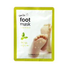 [THE FACE SHOP] Smile Foot Mask - 2pack (4pcs)