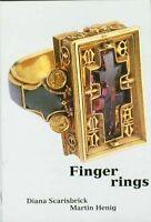 Ancient Finger Rings Egyptian Roman Greek Hittite Celt Minoan Medieval Ashmolean