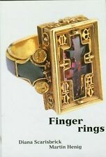 Ancient Finger Rings AshmoleanRoman Greek Minoan Hittite Egyptian Celt Medieval