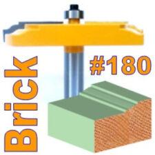 "1 PC 1/2"" SH Window Brick Molding Router Bit for #180 sct-888"