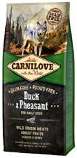 Carnilove Duck & Pheasant Adult Dog Food Grain Free & Potato Free 1.5kg