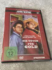 Sie töten für Gold DVD John Wayne Collection Western Filmklassiker
