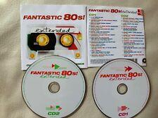 Fantastic 80's! - Extended CD 2 discs (2006)