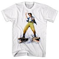 Ace Ventura Pet Detective Men/'s T Shirt REHEHEHEALLY Really Jim Carrey Comedy
