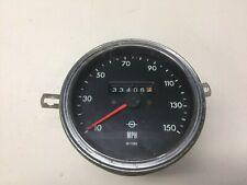 1968 - 1973 Opel Gt Speedometer Gauge