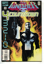 Punisher 103 2nd Series Marvel 1995 VF NM Chuck Dixon Jae Lee Countdown
