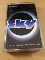 The Best Of Sky : Vintage Tape Cassette Album from 1994