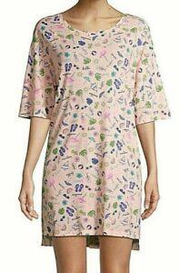 Secret Treasures Women's Sleep Shirt Night Gown Small/Medium Summer Vacation