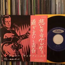 JOHNNY DEERFIELD WRITE A LETTER JAPAN 7""