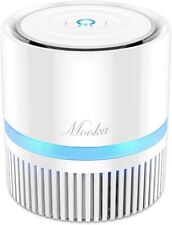 Mooka Air Purifier Indoor Air Cleaner with 3-in-1 True Hepa Filter for Home Di05