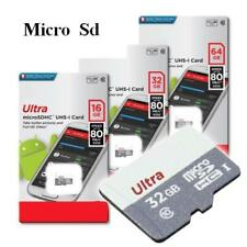 32 Go Ultra Micro SD HC Class 10 TF Flash SDHC carte mémoire mobile avec adaptateur W