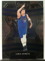 Luka Doncic 2019-20 Panini Select Concourse #67 Dallas Mavericks