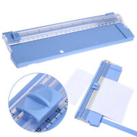 A4/A5 Precision Paper Card Trimmer Ruler Photo Cutter Cutting Blade Office New