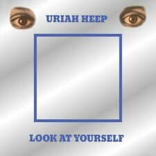 URIAH HEEP - LOOK AT YOURSELF (DELUXE EDITION)  2 CD NEUF
