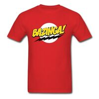 The Big Bang Theory Bazinga! Men's T-Shirt