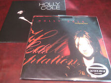 HOLLY COLE TEMPATION CLASSIC RECORDS 200 GRAM QUIEX lp + ALERT MUSIC 2006 S/T LP