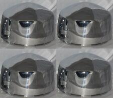 4 CAP DEAL NEW USA FORGED CHROME WHEEL RIM CENTER CAPS 3224-06 CPR5150-SHORT