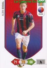 ALBIN EKDAL SWEDEN FC.BOLOGNA HSV CARD CALCIATORI ADRENALYN PANINI 2011