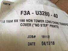 OEM Yamaha Boat Transport Shipping Cover F3A-U3280-40 2018 Yamaha SX190 New
