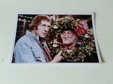 """STEPTOE AND SON - Wilfred Brambell Harry H Corbett 6""""X4"""" Cast Photo Reprint Pic"""