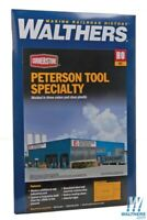 Walthers 933-3091 Peterson Tool Specialties Kit HO Scale Train