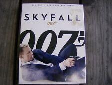 Skyfall (Blu-ray/DVD, 2013, 2-Disc Set, Includes Digital Copy UltraViolet)