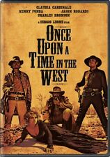 Once Upon A Time In The West New Sealed Dvd Henry Fonda Sergio Leone