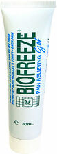 Biofreeze Pain Relief Gel 30ml-Pain Relief From Arthritis,Sore Muscles,Back Pain
