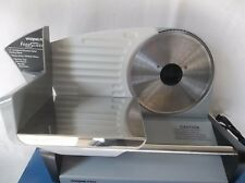 Waring Pro Electric Steel Food Meat Cheese Deli Slicer Cutter FS150