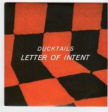 (EO198) Ducktails, Letter of Intent - 2013 DJ CD